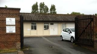 Conwy Community Transport depot, Llandudno Junction