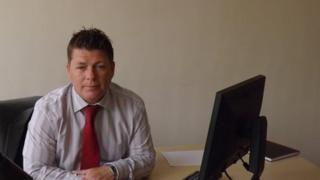 Tony Parkinson, director of transformation at Middlesbrough Council