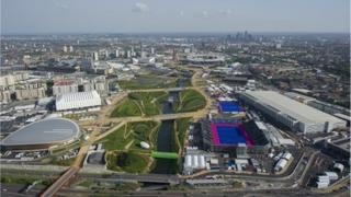 Olympic master plan