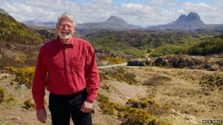 Barrie Osborne in Sutherland