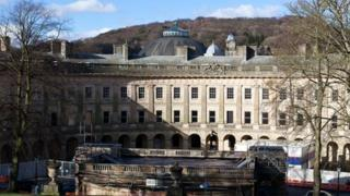 The Crescent at Buxton