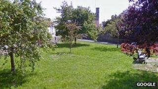 Puriton village green