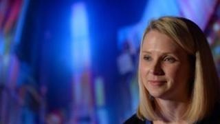Marissa Mayer, chief executive Yahoo