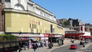Futurist Theatre, Scarborough