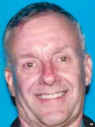 Walter Lee Williams in a 2011 picture provided by the FBI