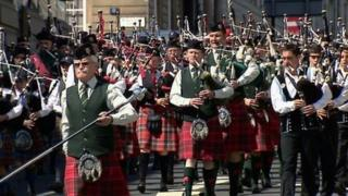 World Pipe Band Championship