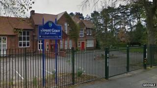 Mount Grace High School