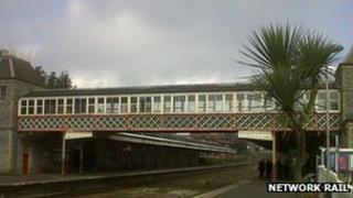 Torquay rail station. Pic: Network Rail