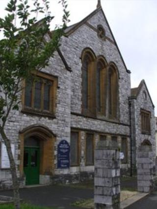 Peverell Park Methodist Church