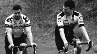 Rhys and Scott Jenkins