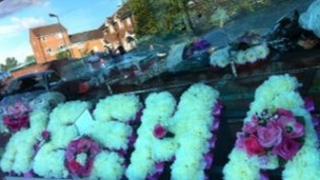 Reema Ramzan's funeral