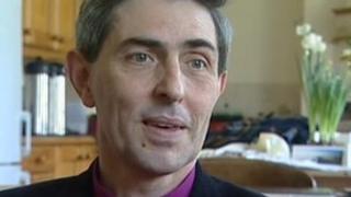 Bishop Tim Dakin