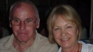 Ken and Jenny Parkinson