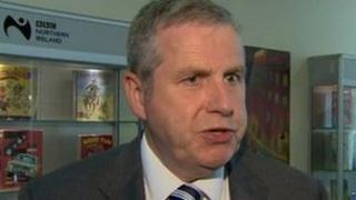 Brendan McGuigan is the Criminal Justice Inspectorate's chief inspector