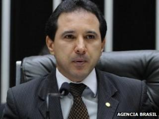 Brazilian MP Natan Donadon