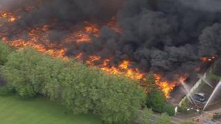 Smethwick fire