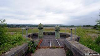 Llanishen reservoir, Cardiff