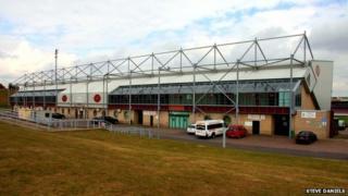 Sixfields Stadium