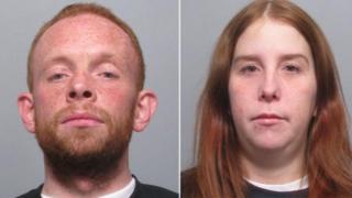 Christopher Wilson, 34, and Deanna Stanton, 27