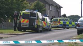 Police in Cumbria