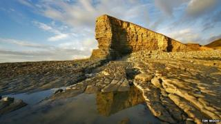 Nash point by Tim Wood