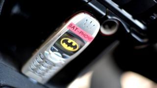 Inside the Batmobile