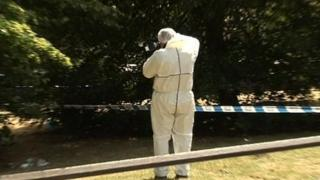 Forensics officer investigating two deaths in Cambridge