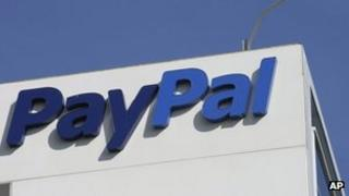 eBay/PayPal offices in San Jose, California 19 January 2011