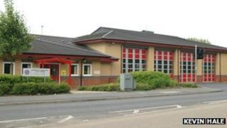 Hyndburn Fire Station