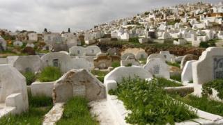 Fes cemetery