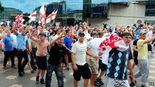 EDL demonstration