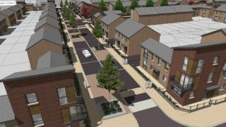 Welsh Streets CGI