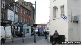 Wisbech town centre