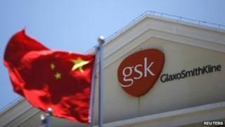 GlaxoSmithKline Shanghai