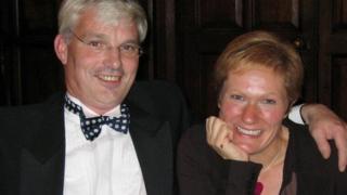 Darryl and Susie Peel