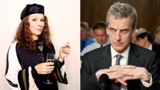 Edina Monsoon; Malcolm Tucker