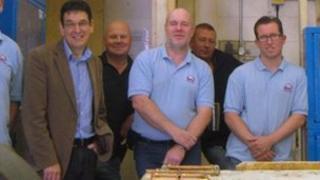 HMP Highpoint vocational training centre