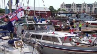 Bristol Harbour Festival 2013