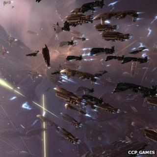 Eve Online screen shot