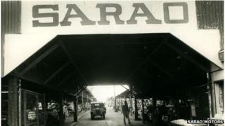 Sarao Workshop