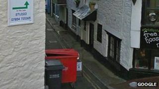 New Quay Lane, Brixham