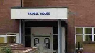 Favell House disability centre in Northampton
