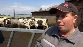 Farmer Helen Smith