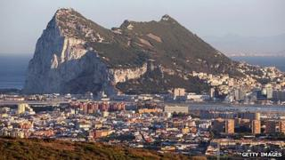Gibraltar (file image)