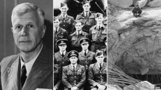 Barnes Wallis, 617 Squadron and the damage inflicted by a tallboy bomb