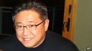 2011 picture of Kenneth Bae