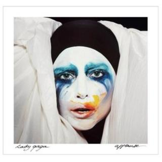 Cover artwork for Applause