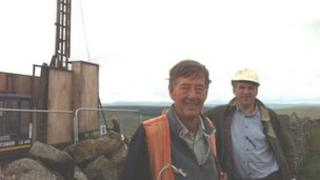 Rowan Maule and Peter Tyler