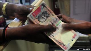 Currency dealer, Mumbai