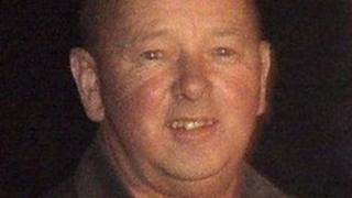 Colin Palmer. Pic: Devon and Cornwall Police